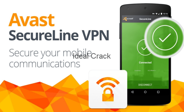 Avast SecureLine VPN 5 0 407 License Key+File with