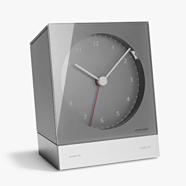 jacob jensen 340 alarm clock clock the o 39 jays and alarm. Black Bedroom Furniture Sets. Home Design Ideas