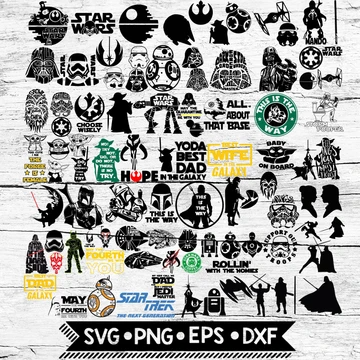 Products svglandstore in Yoda sticker Svg Cute