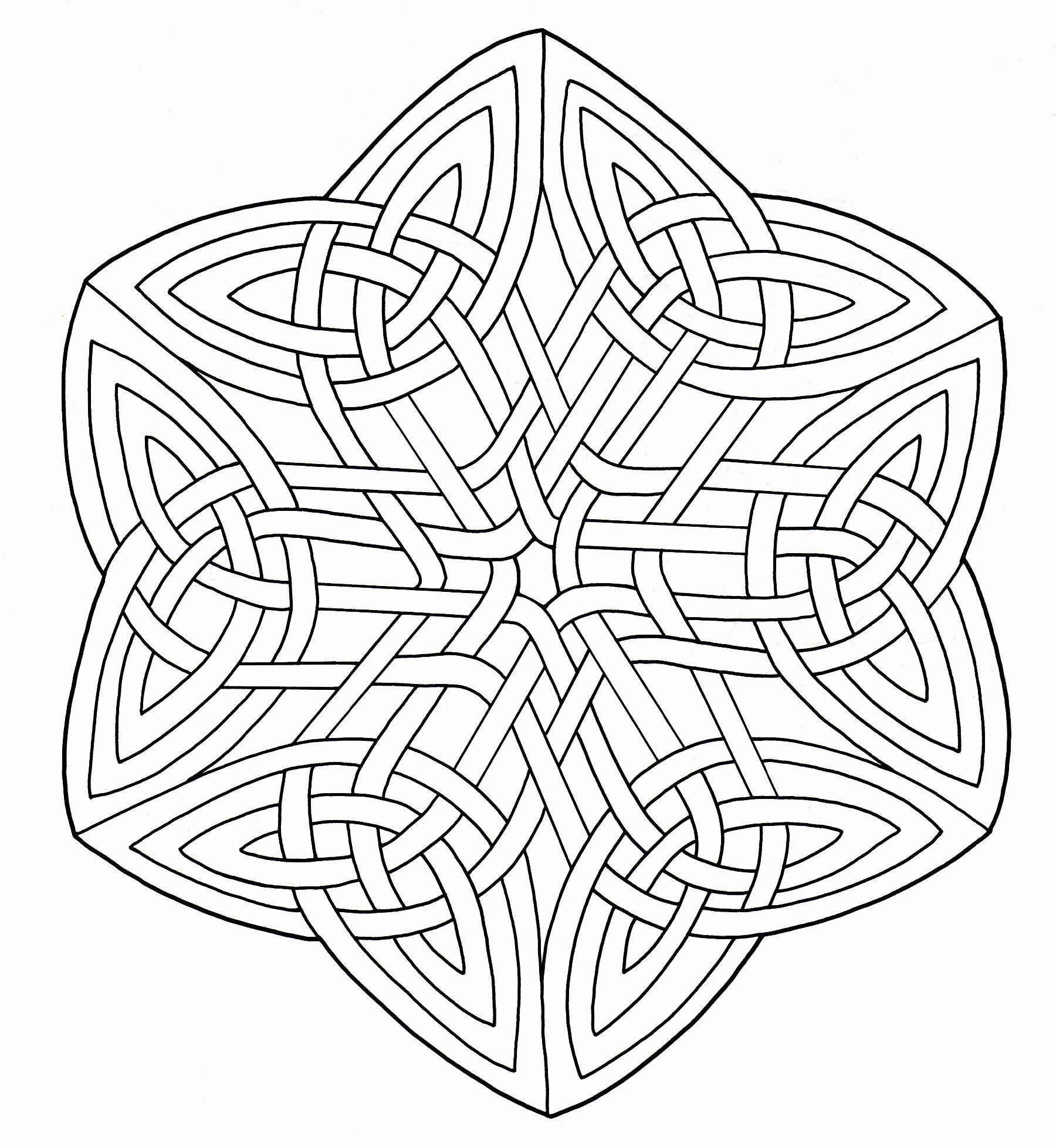 Free Online Mandala Coloring Pages Lovely Coloring Pages Staggering Free Celtic Mandala Coloring
