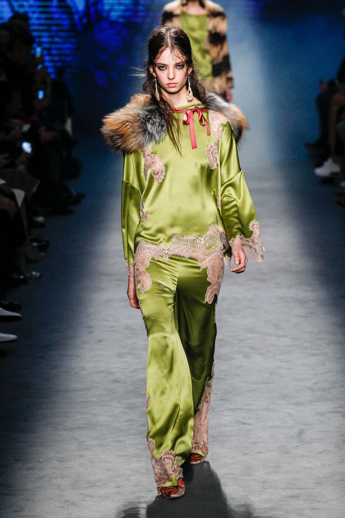 Alberta Ferretti FallWinter Womenswear Catwalks