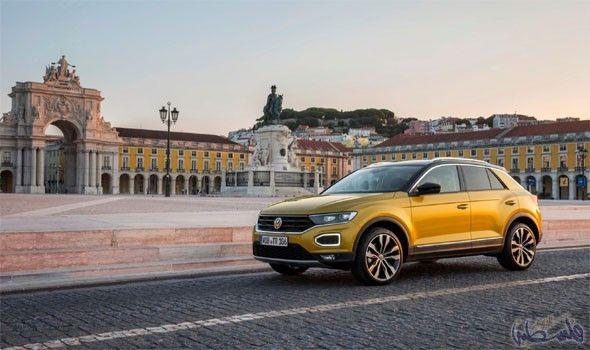 T Roc من فولكس واغن تتسع لخمسة مقاعد Suv Volkswagen Coupe