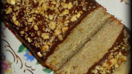 كيك الموز بالشوكولاتة والجوز Recipe Arabic Food Cooking Recipes Food
