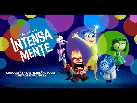 Intensamente Pelicula Completa En Espanol Latinoamerica 2019 Movie Inside Out New Animation Movies Animated Movies