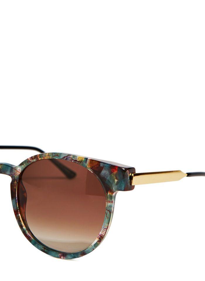 150e5c712e Thierry Lasry Painty V635 Sunglasses