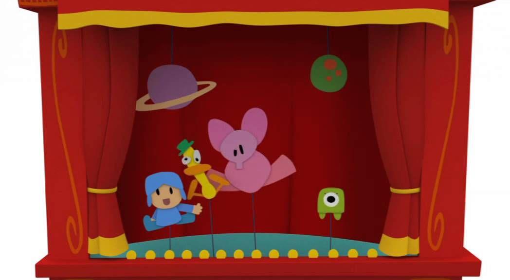 Pocoyo Amigurumi Nacións : Pocoyó el teatro de las marionetas s02e35 el mundo de pocoyo