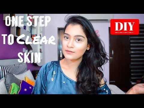 1 Step Solution to Clear, Glowing, Bright & Acne Free Skin!