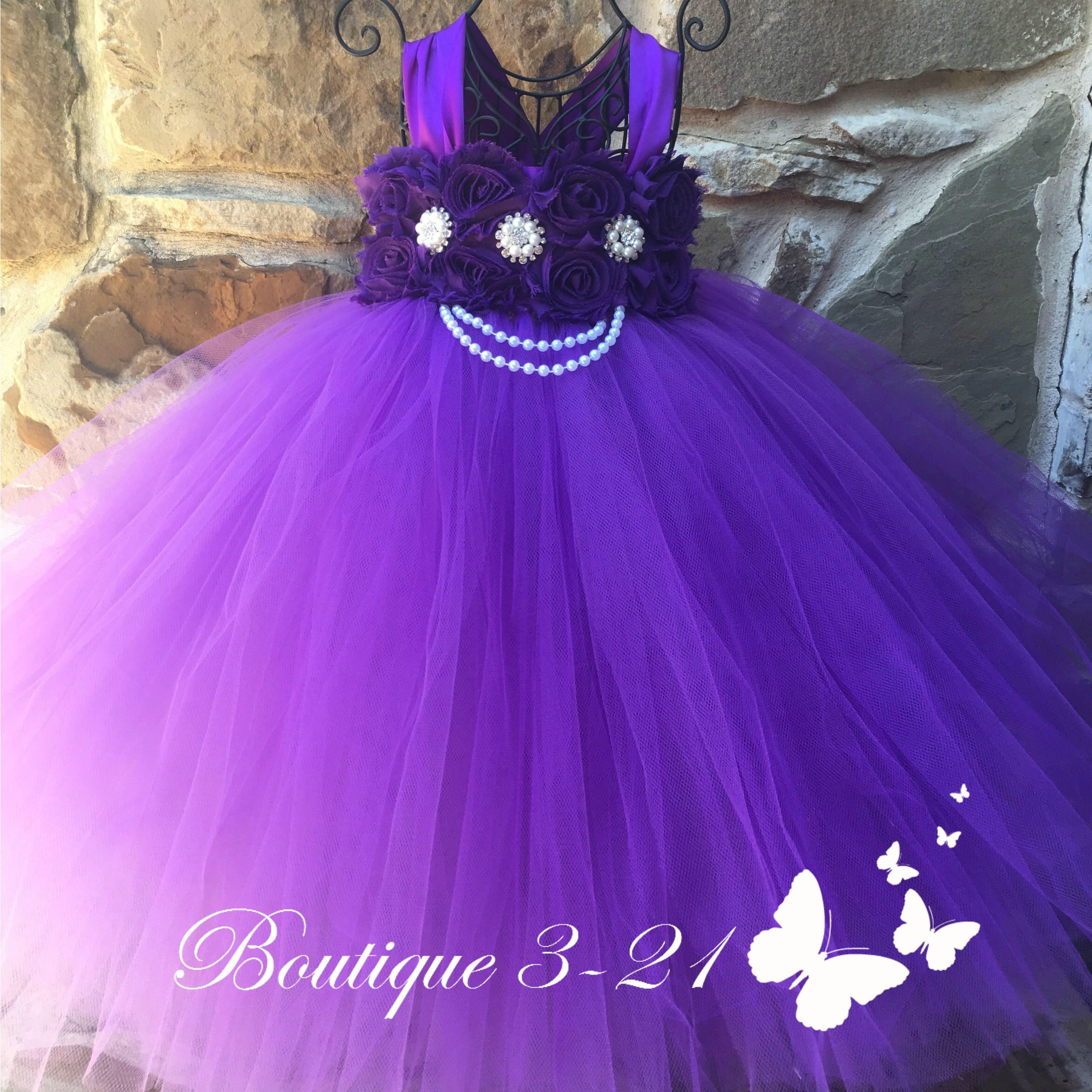 Excited To Share This Item From My Etsy Shop On Sale Purple Flower Girl Dress Flower Girl Dresses Tutu Blush Flower Girl Dresses Purple Flower Girl Dress [ 2346 x 2346 Pixel ]