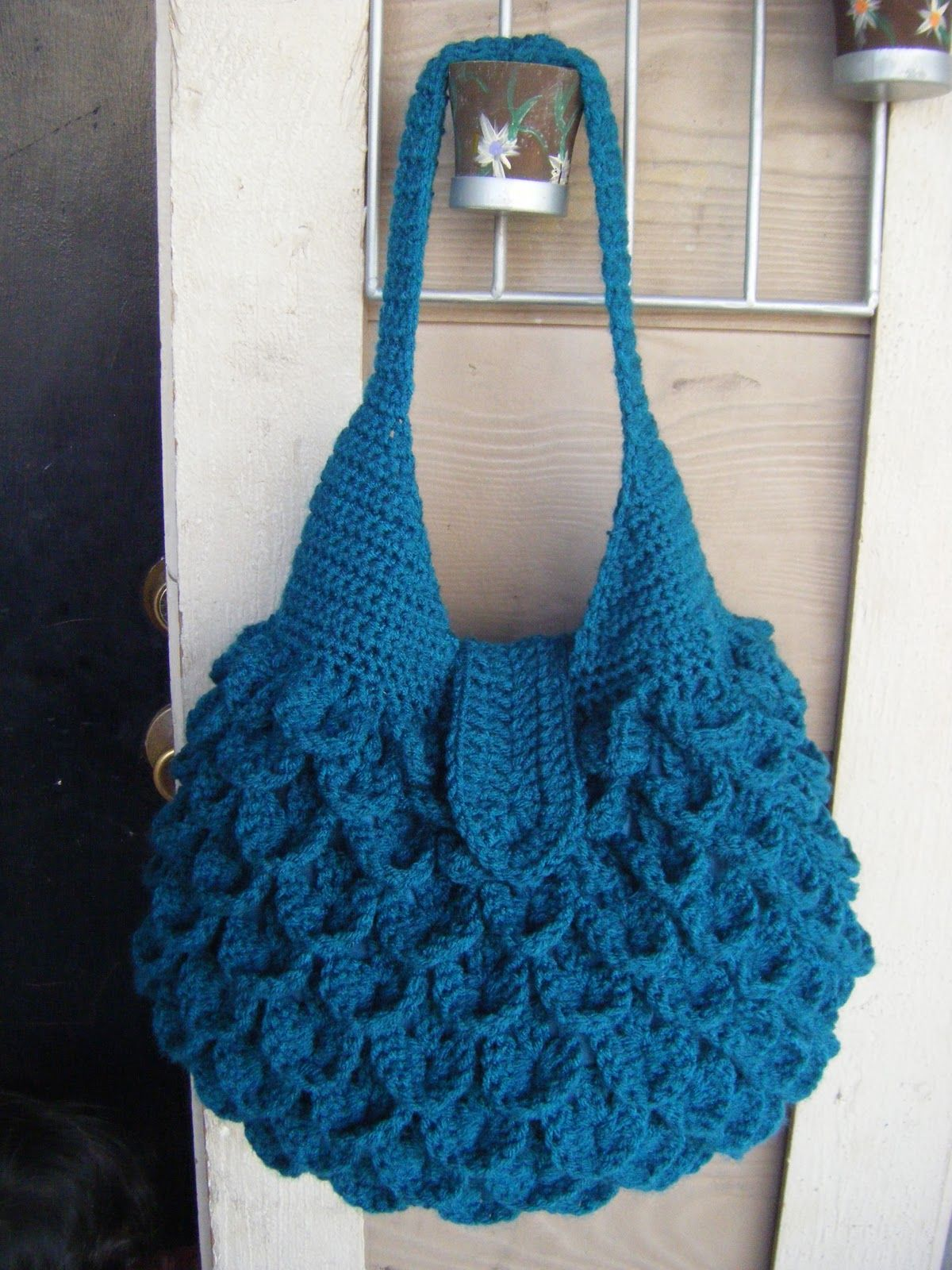 Free Purse Crochet Patterns, Free Bag Crochet Patterns from our ...