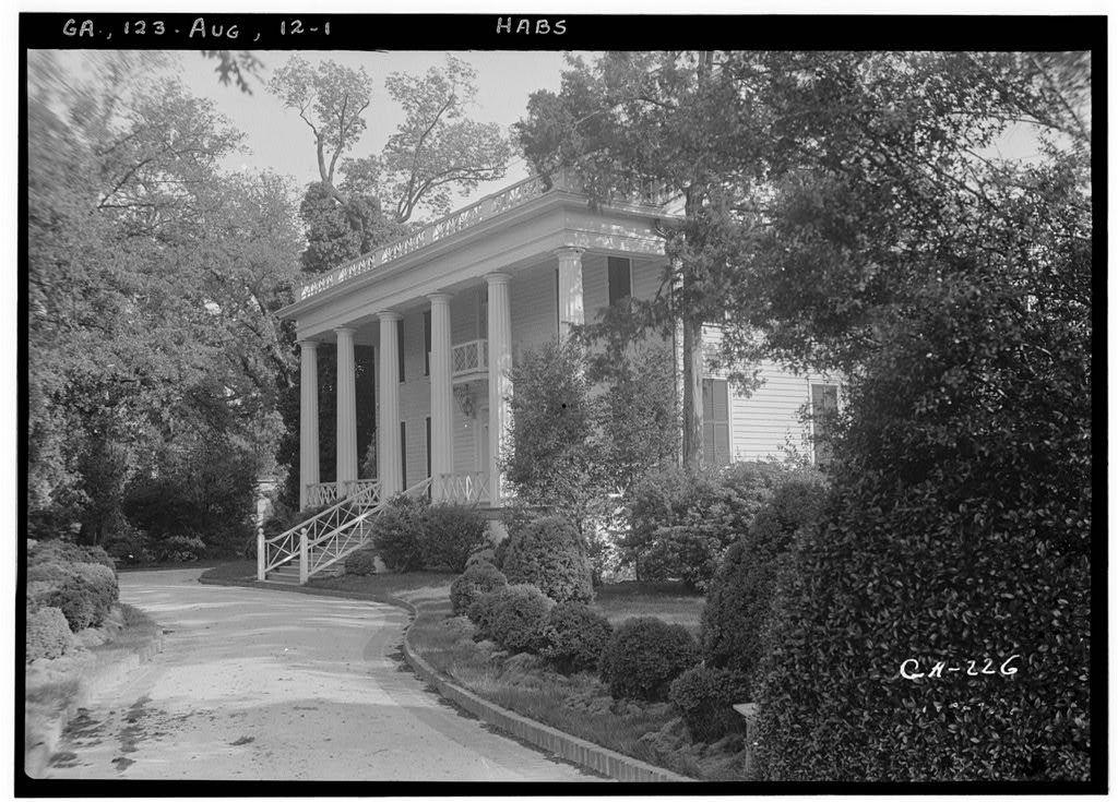Mayor White House,1840 2234 Walton Way, Augusta