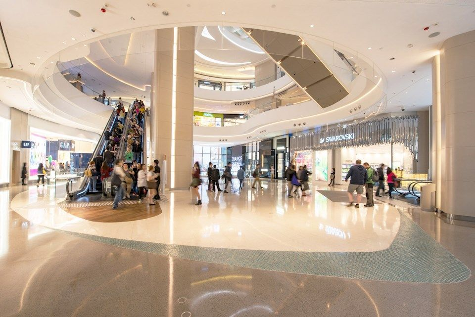 Benoy Hysan Place Architecture Interior Design Architecture Benoy Design Hysan Interior Place En 2020 Centro Comercial