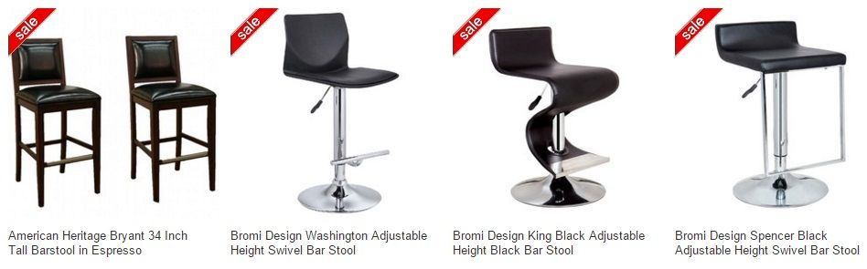 Dining Chairs, Bar Stools - Black Friday Deals Continued - Dining furniture, dining tables and chairs, discount coffee tables, bar stools, kitchen dinette sets, cheap bedroom furniture sets, bathroom vanities and cabinets. Discount coupons and free shipping. #BlackFridaySale #BlackFridayDeals