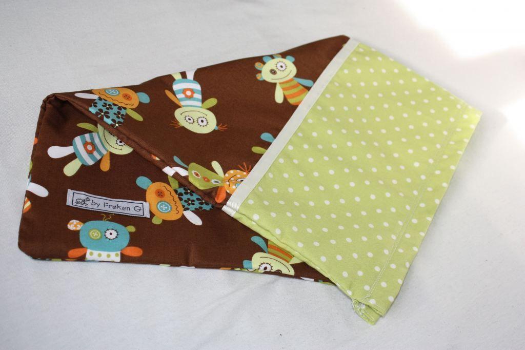 Tøypose til barnerom