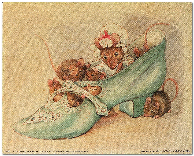 Amazon.com: Beatrix Potter Apple Dappley Nursery Rhymes Kinderkamer ...