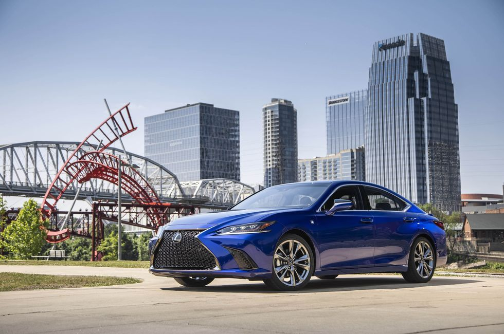 2020 Lexus Es Review Pricing And Specs Lexus Es Lexus Lexus Sedan