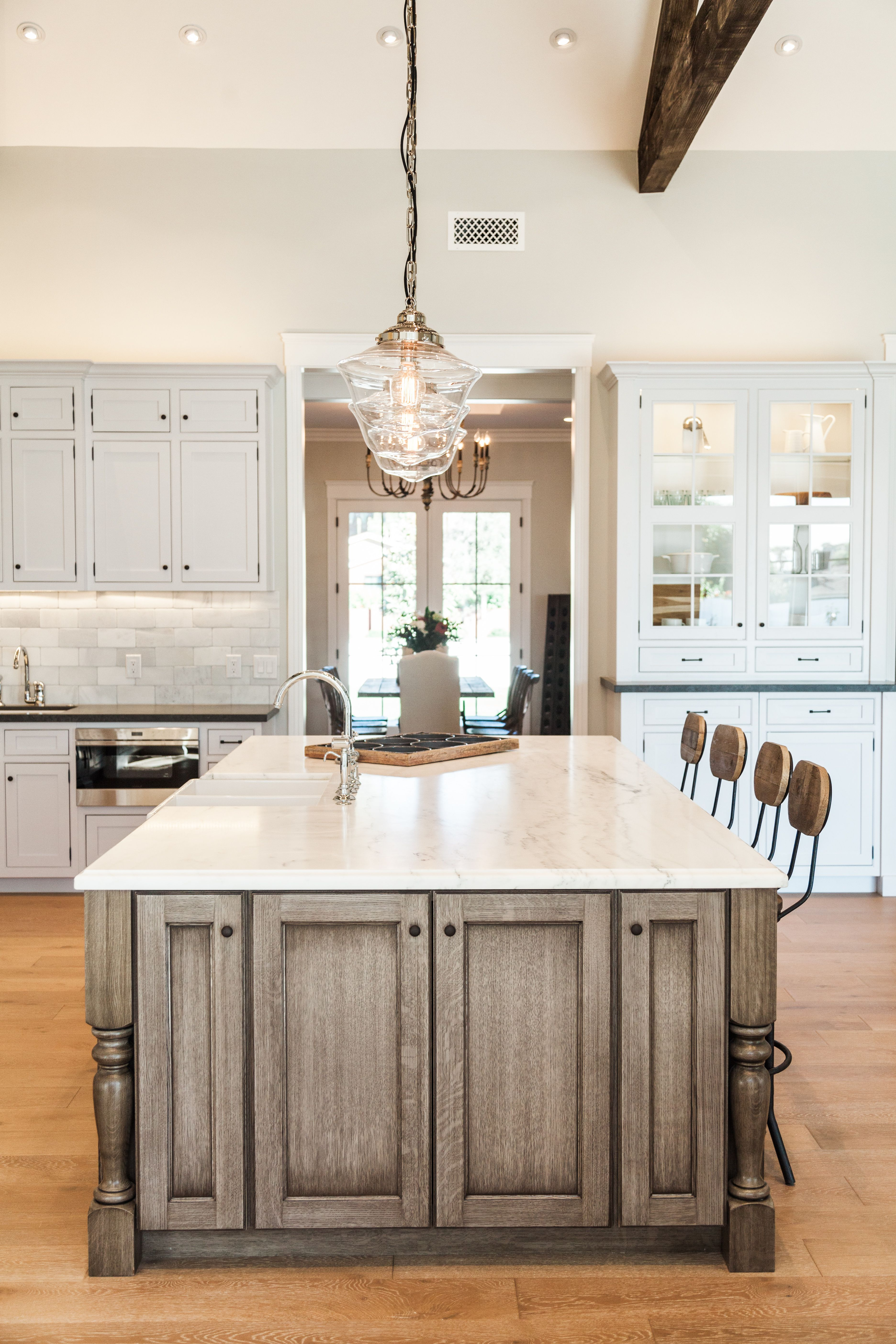 Oversized kitchen island - by Rafterhouse. | dream. in ...