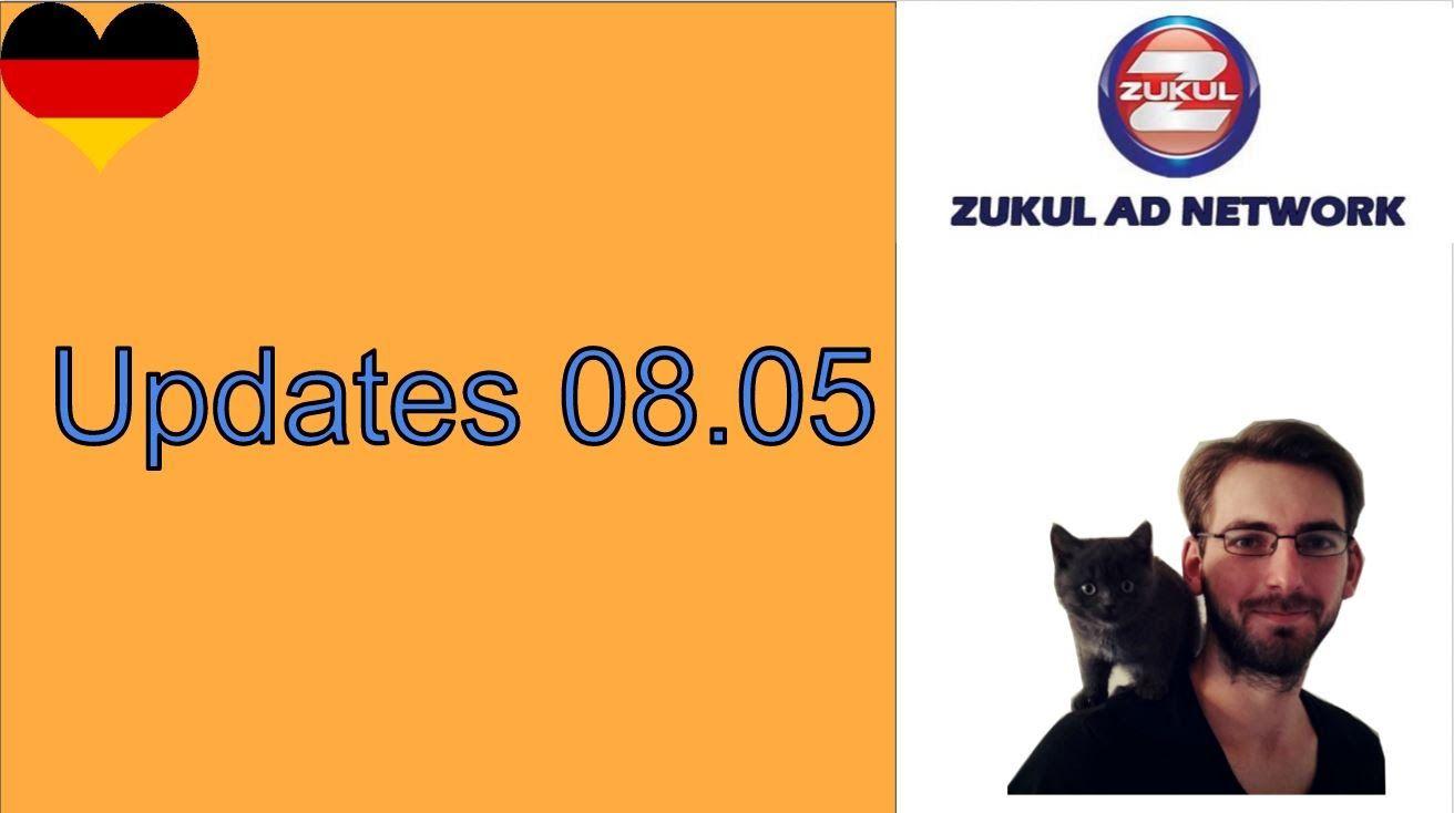 ZAN Zukul Ad Network Updates deutsch review mit Marcus