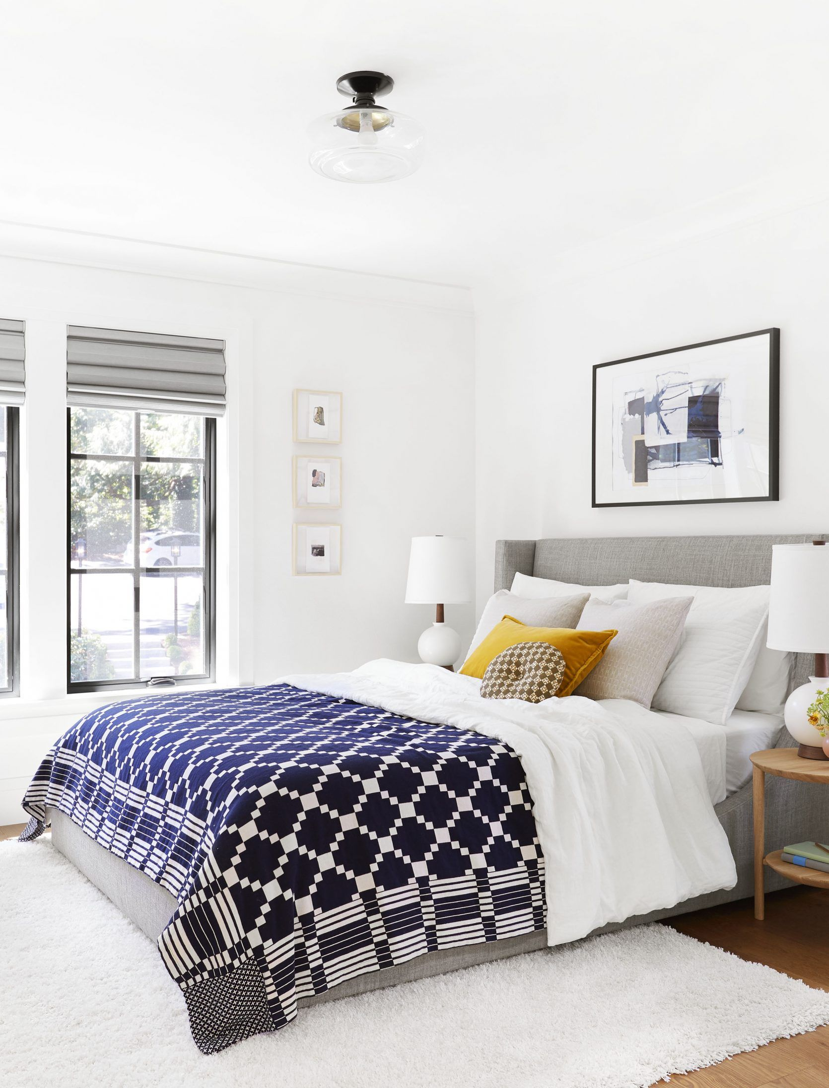 Best 14 Rules To Follow To Design Style The Perfect Bedroom 400 x 300