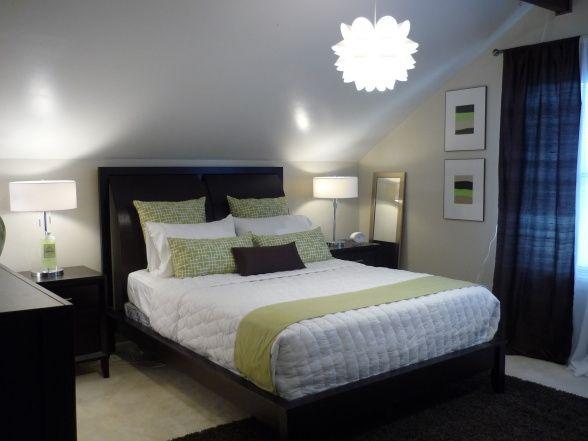Best 25+ Angled ceiling bedroom ideas on Pinterest ...