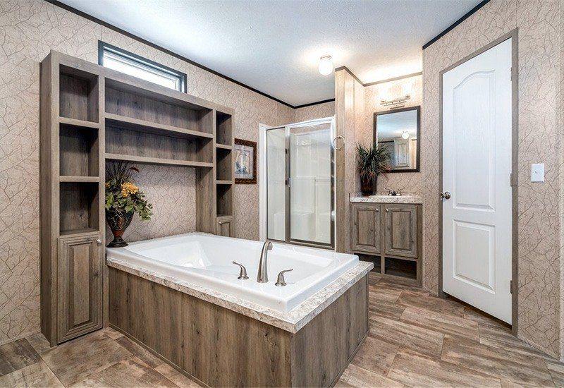 Pegasus CTL18803P 3 Bed 2 Bath Sinlge WIde Mobile Home