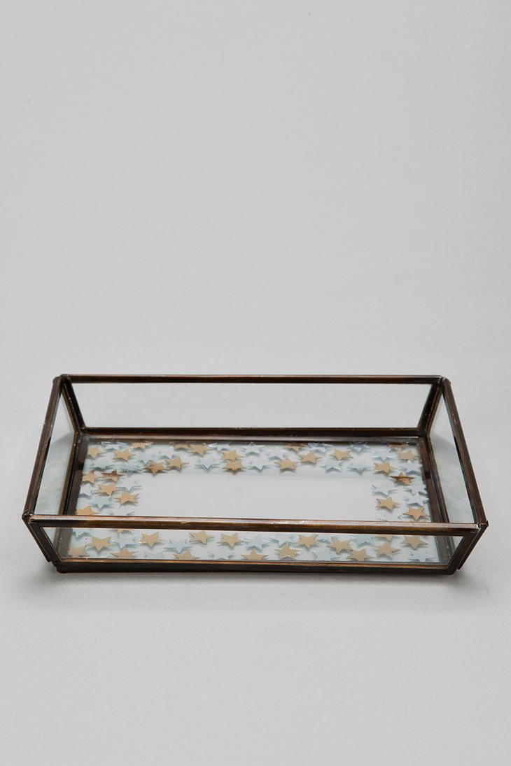 Urban Outfitters - Plum & Bow Confetti Star Tray $16.00