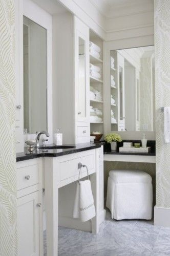 Towel ring placement...finally a solution! | Home ...