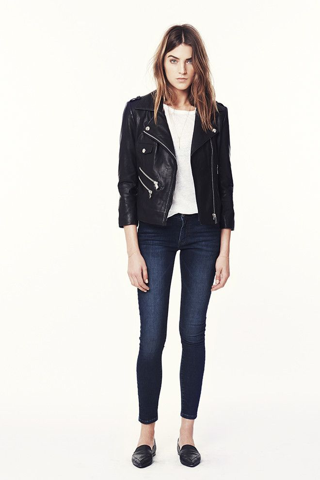 Anine Bing - Lookbook -http://www.aninebing.com/collections/the-look
