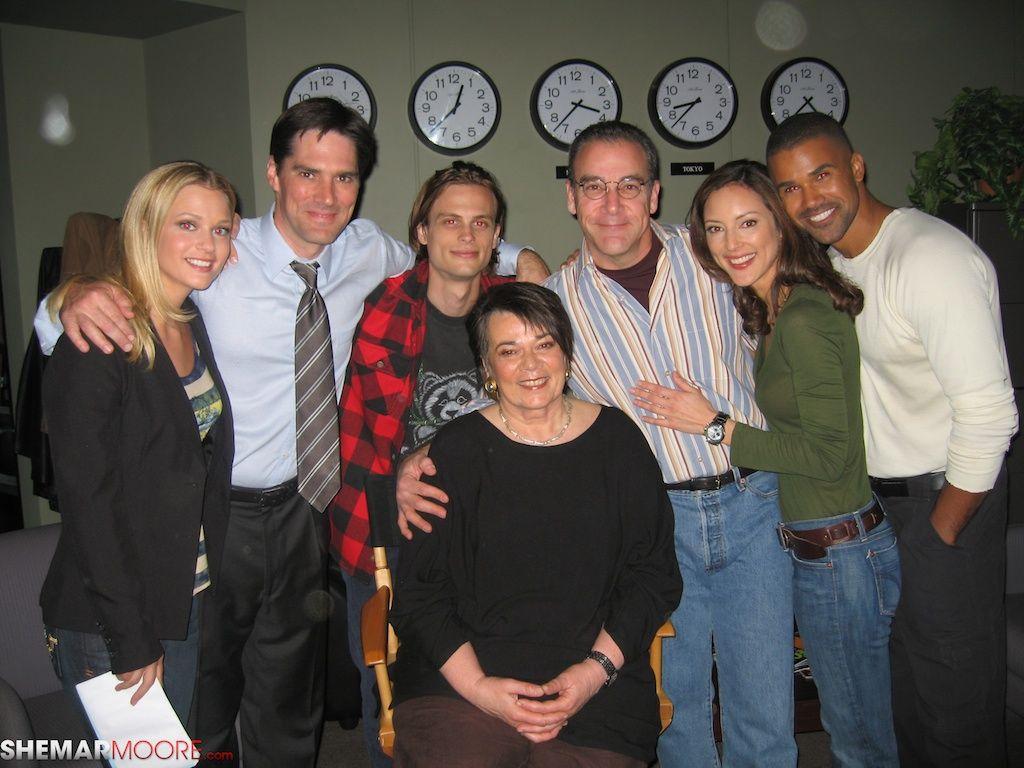Criminal Minds Cast Promo Season 1 Criminal Minds Cast