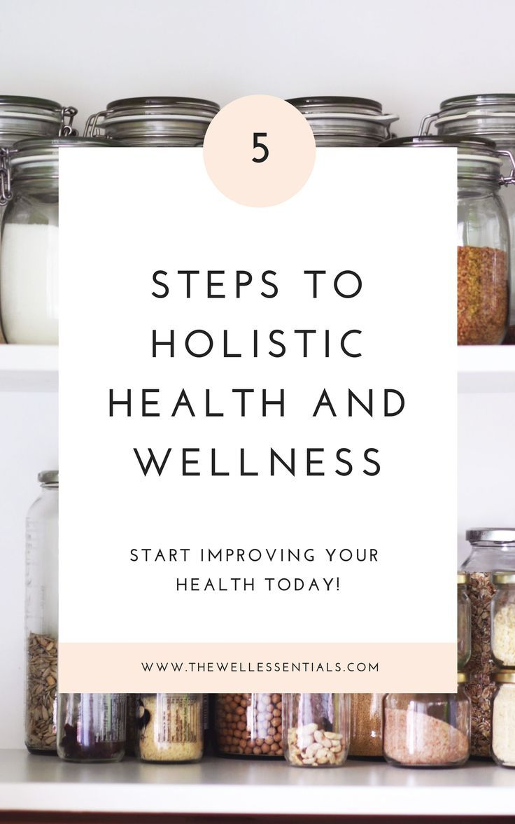 The Ultimate Guide To Holistic Health And Wellness - Mindful Living | The Well Essentials #holistic #wellness #integrativehealth