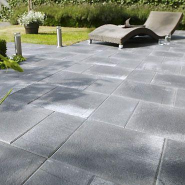 Revetement De Terrasse Le Choix Du Beton Terrasse Jardin Dallage Exterieur Carrelage Terrasse Exterieur