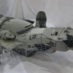 Le Vaisseau De Firefly En Lego [Enorme]