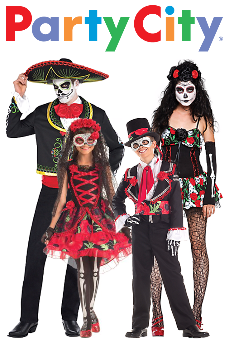 2015's best group halloween costumes, according to party city