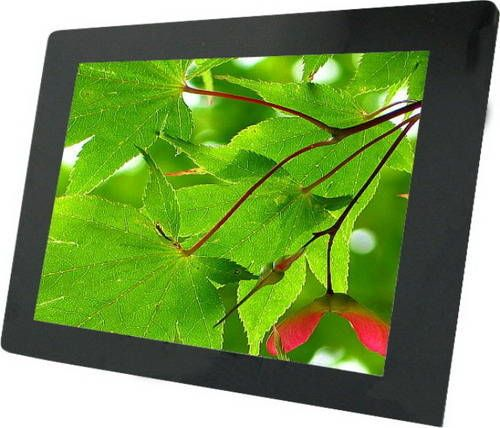 Wall Mounted Large Digital Photo Frames Range In Size From