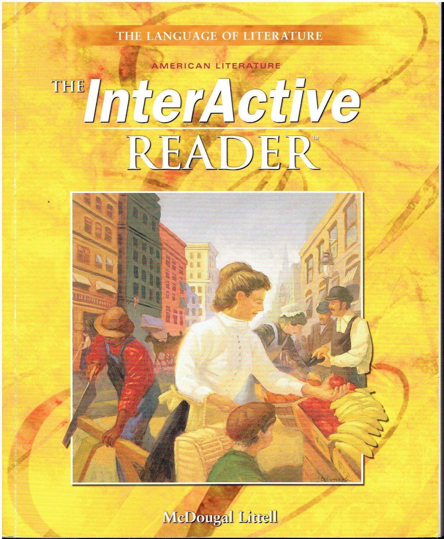 The Interactive Reader American Literature 11th Grade