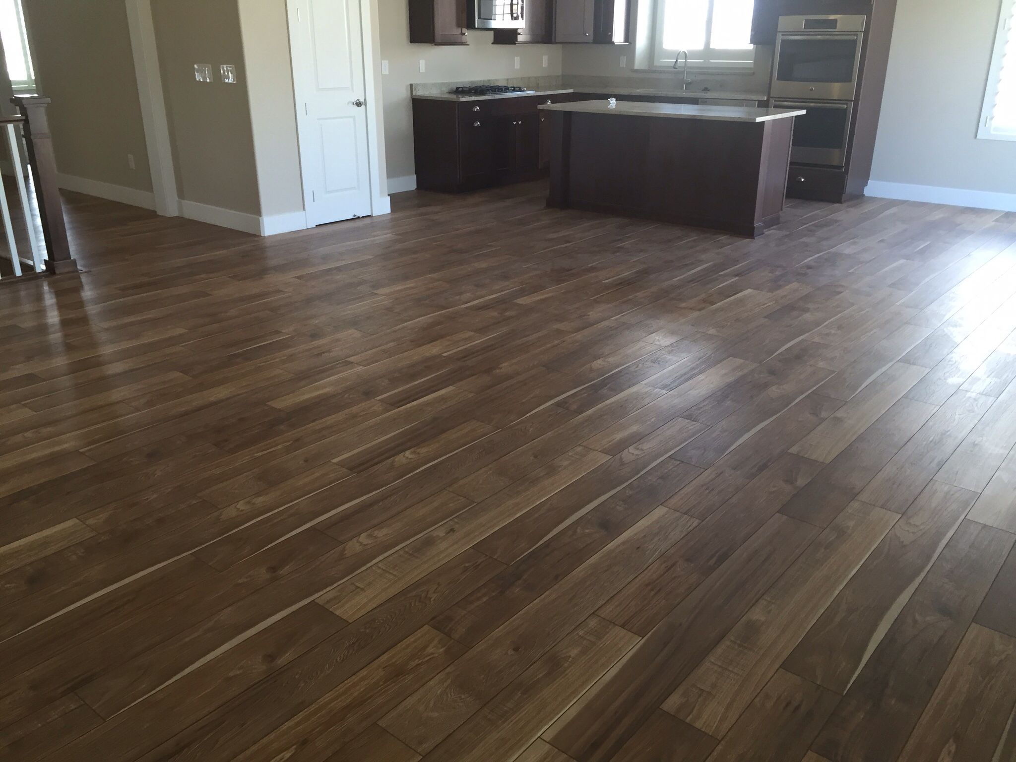 Mannington 39 s restoration collection this is sawmill for Mannington laminate flooring