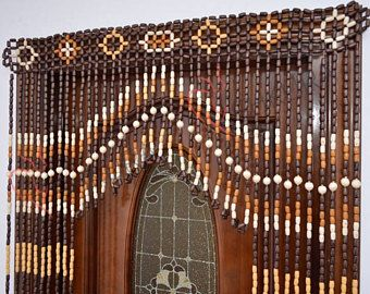Bead Blinds Doors & Memories Of A Butterfly - Bead Curtains And Murals