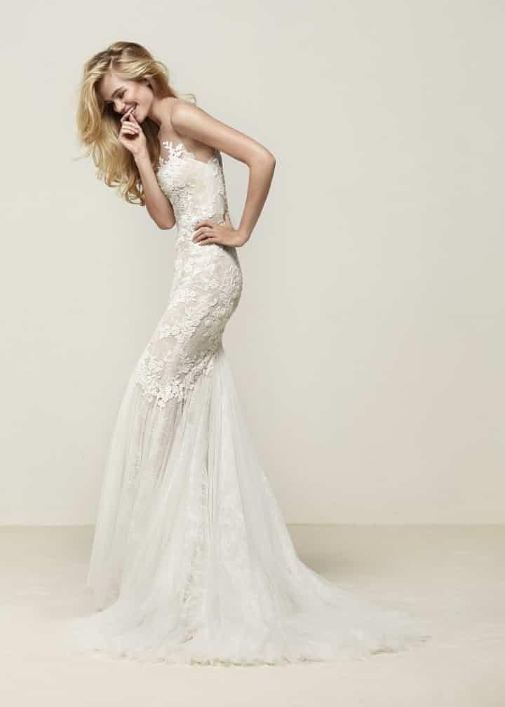 drinam, pronovias   novias   vestidos de novia, novios y vestidos