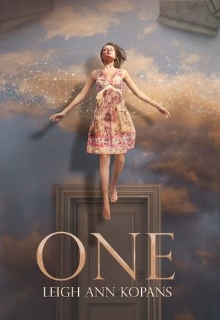 """Review of YA paranormal romance book """"One"""" by Leigh Ann Kopans"""