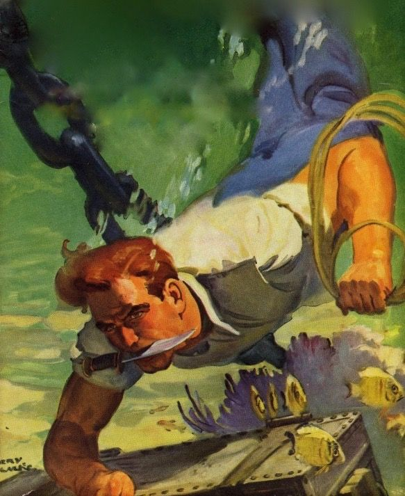 DOC SAVAGE: THE PIRATE'S GHOST