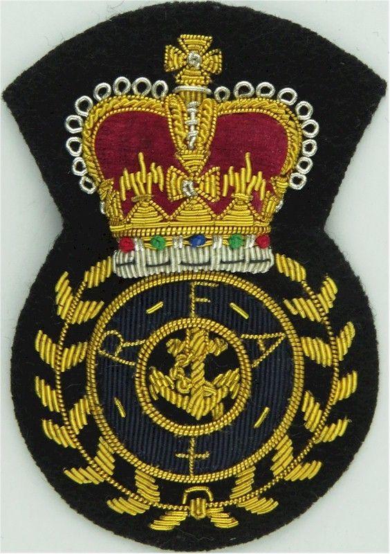 Royal Fleet Auxiliary Service Hoodie