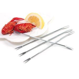 S/S SEAFOOD FORKS/PICKS, 4 PCS http://www.coast2coastkitchen.com/store/specialty-kitchen-tools/seafood-grill-and-roast/ss-seafood-forkspicks-4-pcs-