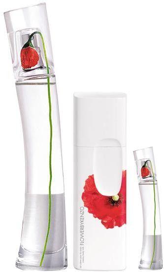 685a91ab Flower Gift Set by Kenzo Perfume for Women 3 Piece Set Includes: 3.4 oz Eau  de Parfum Spray + 3.4 oz Perfumed Body Milk + 0.12 oz Eau - from my  #perfumery