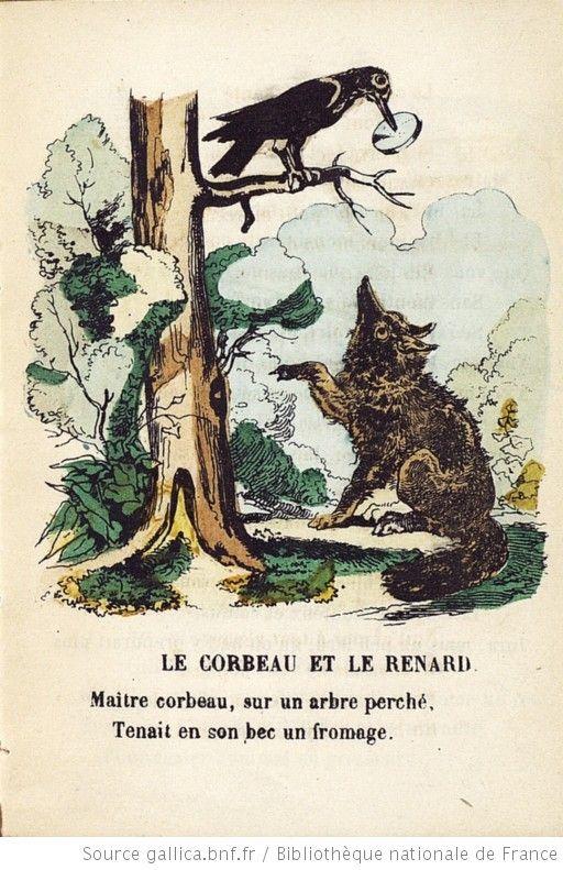 16 Meilleures Images Du Tableau Fables De La Fontaine Canvas Art