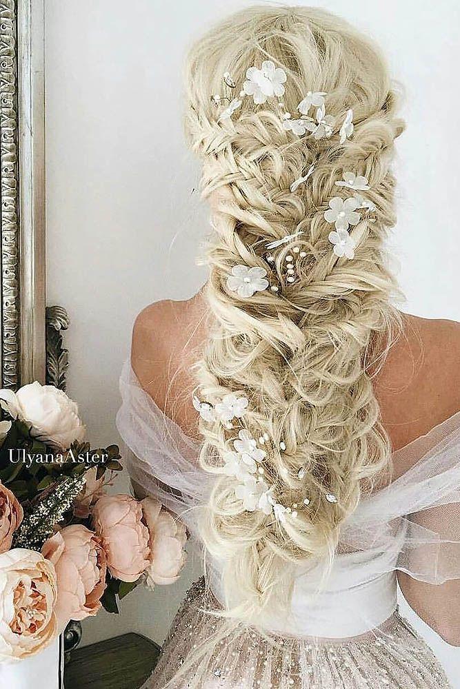 39 Braided Wedding Hair Ideas You Will Love | Frisur ...