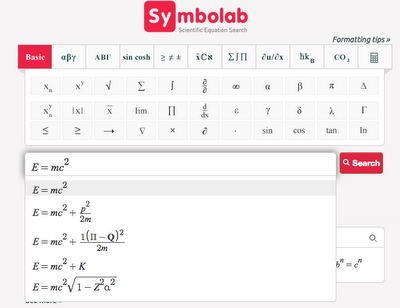 standard form symbolab Symbolab - A Scientific Equation Search Engine  Scientific