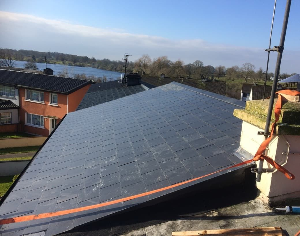 Testimonials Alupro Roofing Cork Roofing Testimonial Roofing Roof Solar Panel Cool Roof