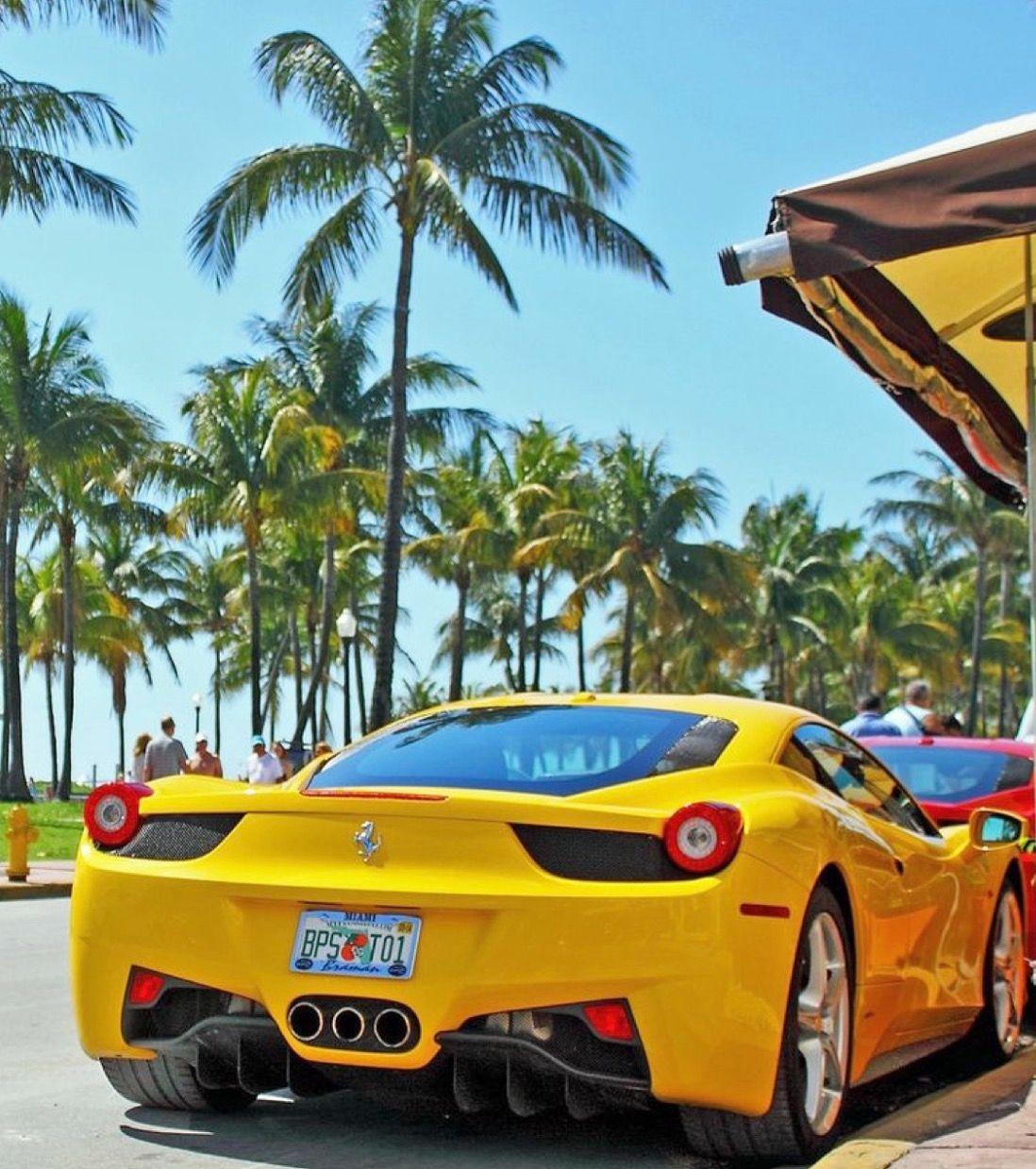 Miami Beach Luxury Car Rentals Www Billionaire Listings Com Best Luxury Cars Sport Cars Ferrari 458