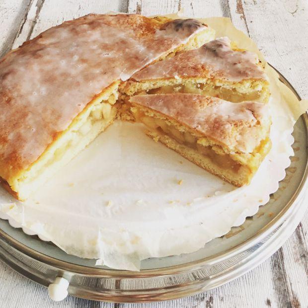 Bester Apfelkuchen * Best vegan Apple Pie | bester Apfelkuchen ...