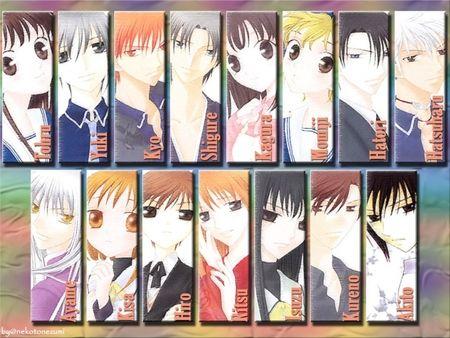 All Desktop Nexus Wallpapers Fruits Basket Fruit Basket Fruits Basket Anime