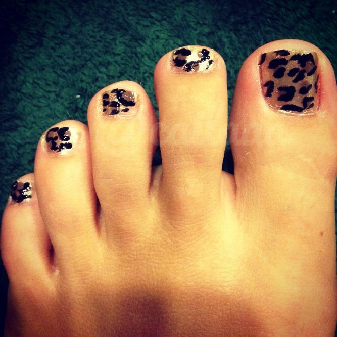 Pin By Taller Vintage On My Nail Art Toe Nails Toe Nail Designs Fabulous Nails